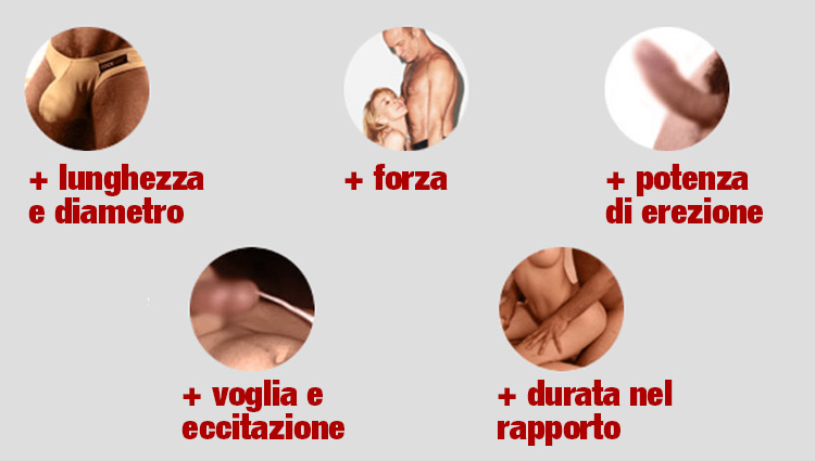BENEFICI DI CREME XL