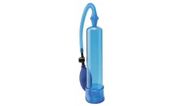 Pompa Vacuum: l'estensore meccanico del pene.
