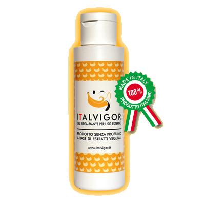 Italvigor gel confezione