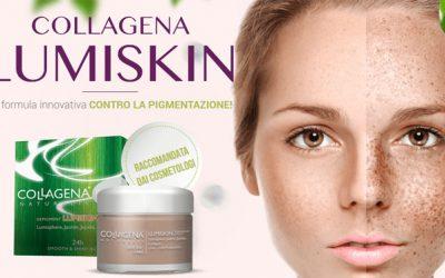Collagena Lumiskin crema per le macchie scure: opinioni e dove comprarla