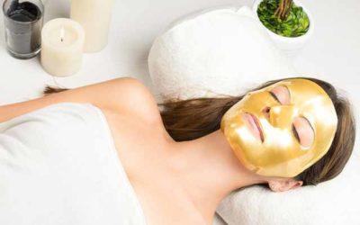 gold mask le jeune