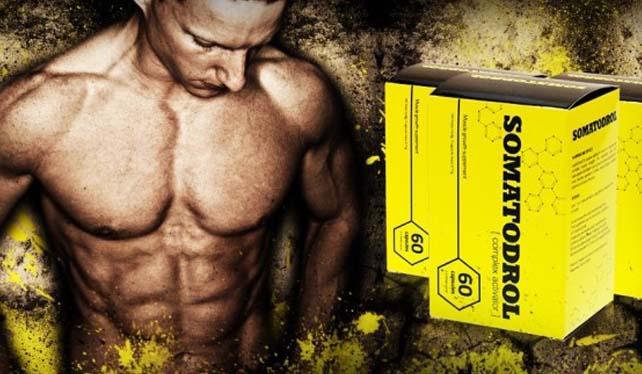 Somatodrol integratore bodybuilidng funziona? La Recensione