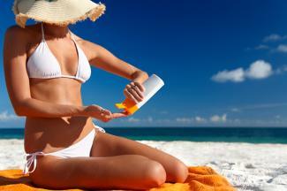 crema solare come prevenzione