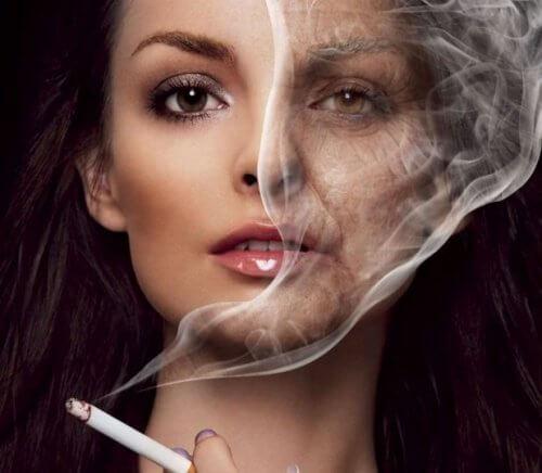 fumo e alcool principali cause rughe viso
