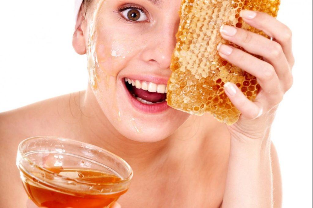 Maschera naturale al miele fai da te