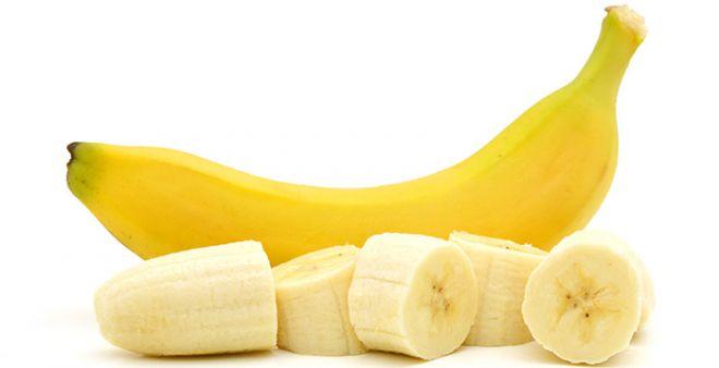 maschera naturale alla banana