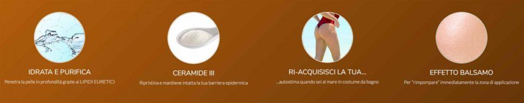 INCI - benefici crema anticellulite barò