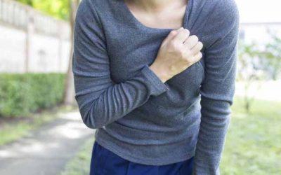 Dolore al seno quando preoccuparsi