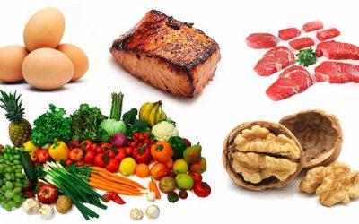 Paleo dieta per gli sportivi