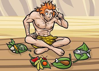 sportivi ed alimentazione paleo