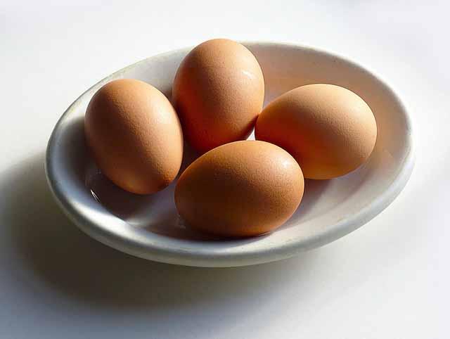 uova ricche di proteine