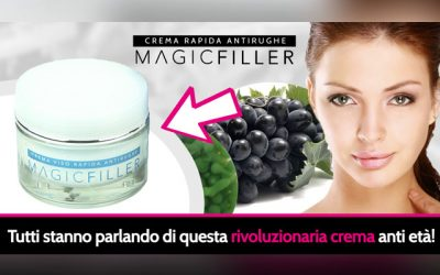 Magic Filler crema anti età