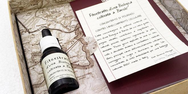 Fitoestratto Barò antiage: antirughe con semi di uva Barolo