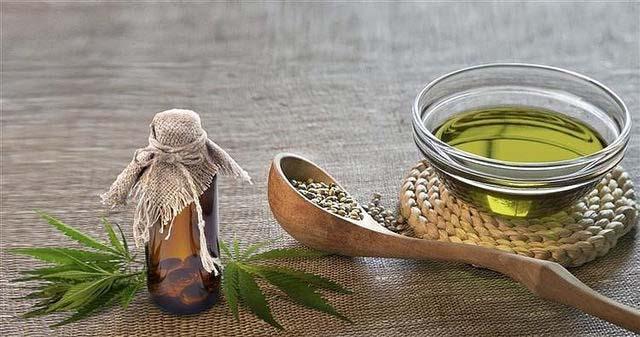 Olio di cbd miorilassante naturale
