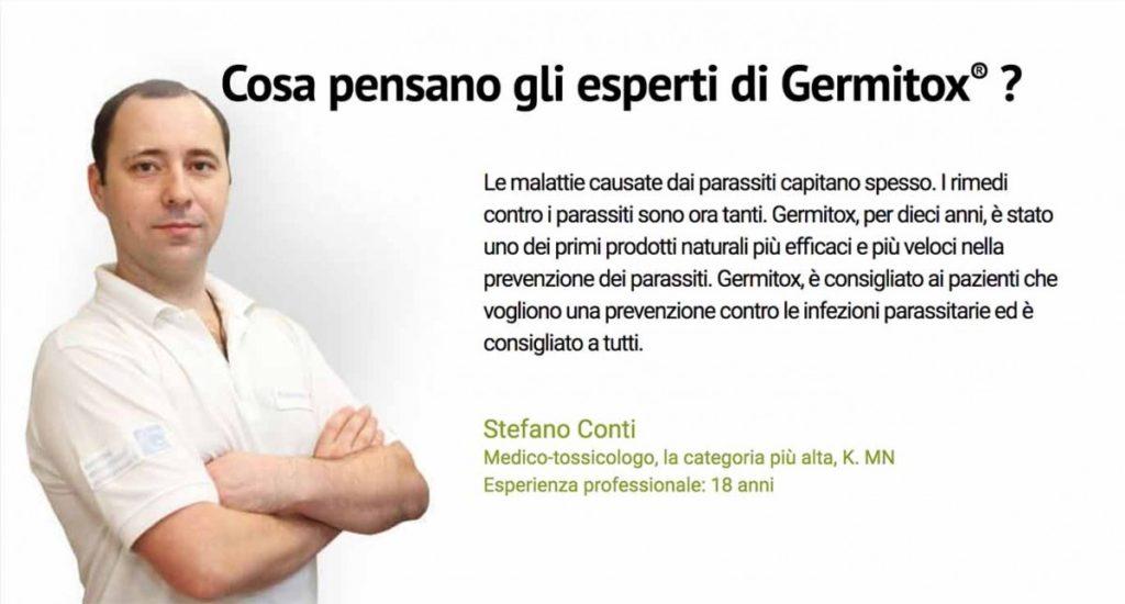 Opinioni degli esperti su Germitox