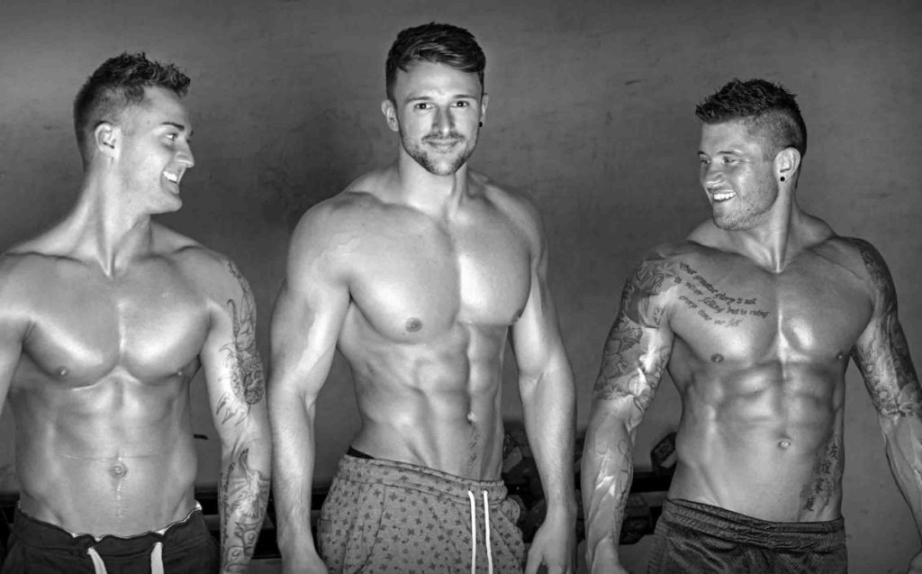 la scheda per la definizione muscolare