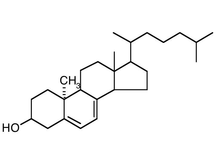 vitamina D formula chimica