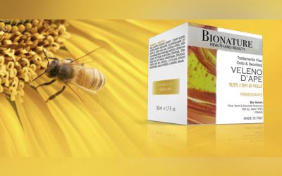 Crema Bionature antirughe al veleno d'api. La recensione e le opinioni di chi l'ha provata
