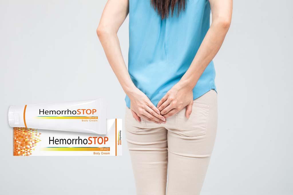 HEMORRHOSTOP EMORROIDI