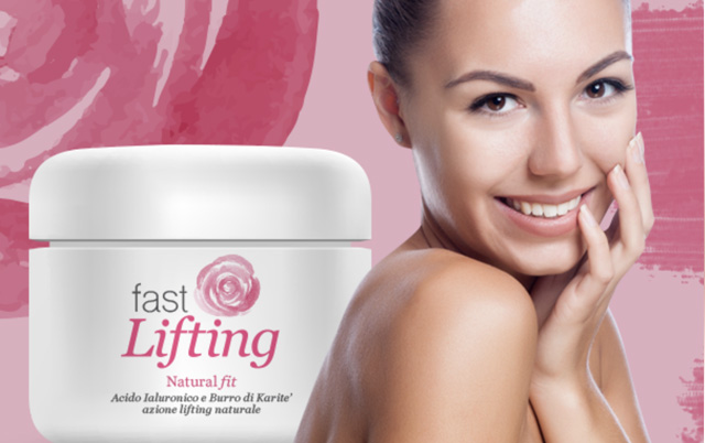 Fast lifting antirughe crema viso Natural fit: la recensione