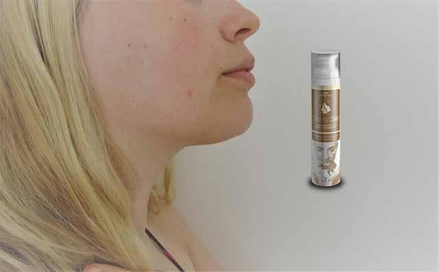 Dermaskin Siero schiarente depigmentante viso con estratto di Champagne , funziona ? La recensione
