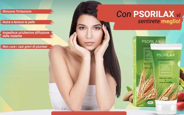 Psorilax crema psoriasi