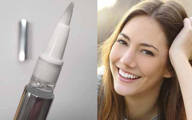 Penna sbiante per denti