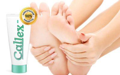 Callex di Bioness: La crema che elimina calli e duroni. La recensione ed il costo.