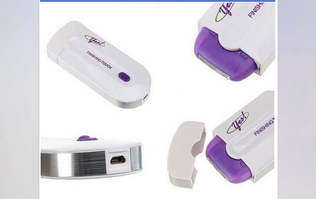 Yes! Finishing Touch Hair Remover il depilatore a luce pulsata che funziona. Costo e dove comprarlo
