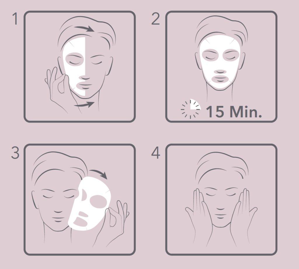 Come Applicare La Wine Mask Barò