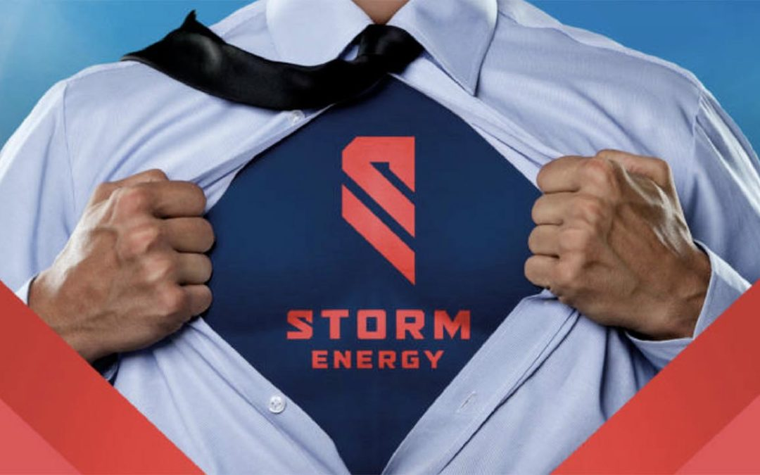 Storm Energy compressa masticabile per potenziamento energetico funziona ?