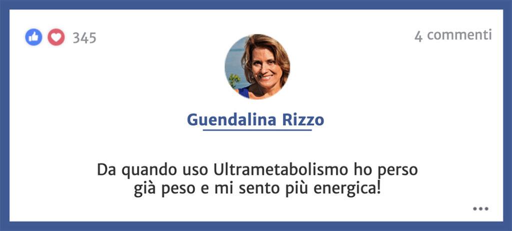 Testimonianza Ultrametabolismo Energia