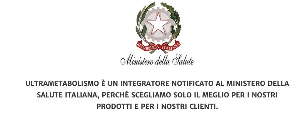 Ultrametabolismo Ministero Salute