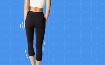 Guma leggins pushup