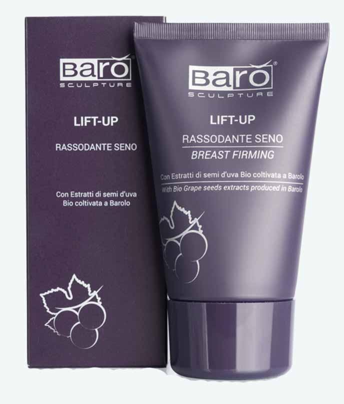 Crema Rassodante Seno Barò