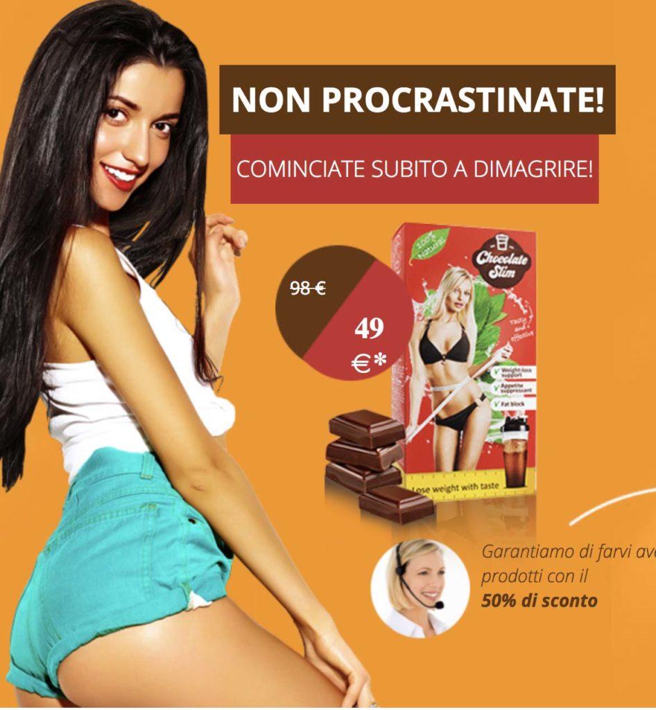 Costo Chocolate Slim