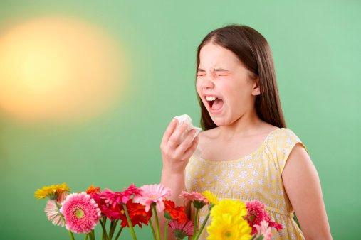 Rinite Allergica Fiori