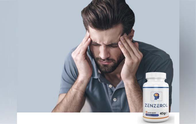 Zenzerol capsule per mal di testa allo zenzero, funziona davvero ? Costo e dove comprarlo