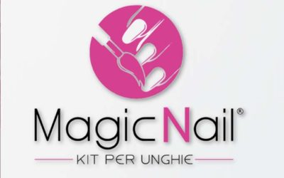 kit per unghie magic nail