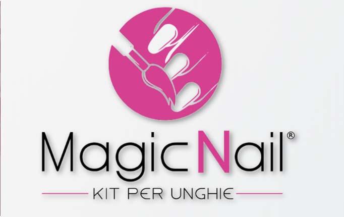 kit per unghie magic nail