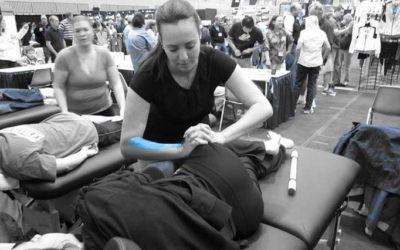 kinesiologia massaggio