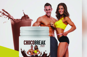 Chocobreak fit al cioccolato
