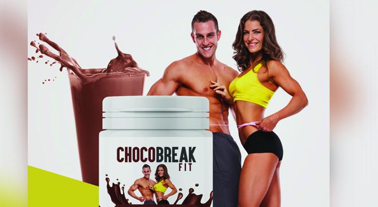 Chocobreak fit al cioccolato