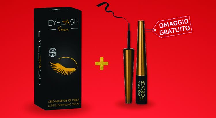 Eyelash Serum: Siero volumizzante ciglia. Recensione e costo