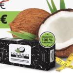 Coconut black al carbone vegetale: brucia grassi che attiva il metabolismo funziona ? Costo e recensione
