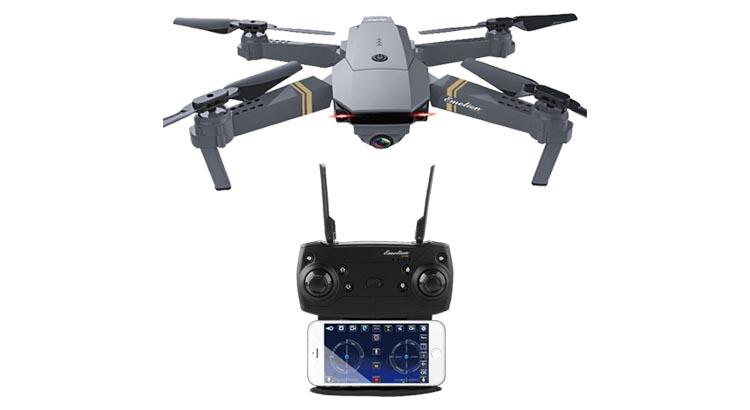 x tactical drone telecomandato