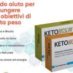 KetobioSlim e KetobioFit  integratore alimentare per dimagrire. Funziona? Opinioni e prezzo