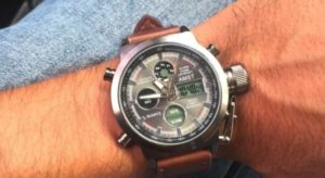 xtechnical watch polso