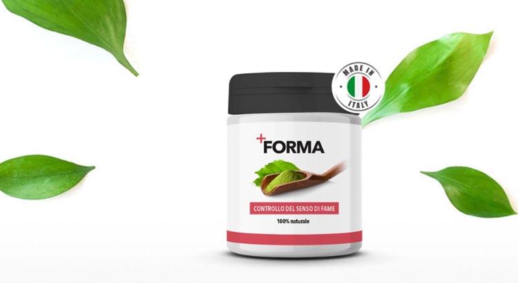 +Forma (Più Forma) integratore naturale per il controllo della fame con alga Wakame e Moringa. Funziona ? Recensione e costo