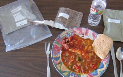 dieta astronauta